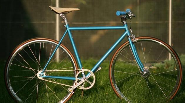 Rower ostre koło